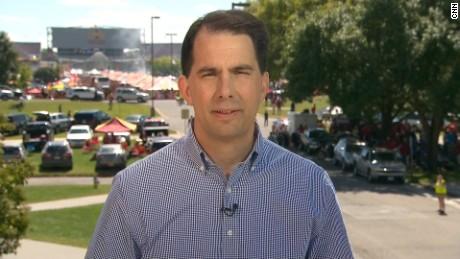 SOTU's Jake Tapper interviews GOP Presidential Candidate Scott Walker.