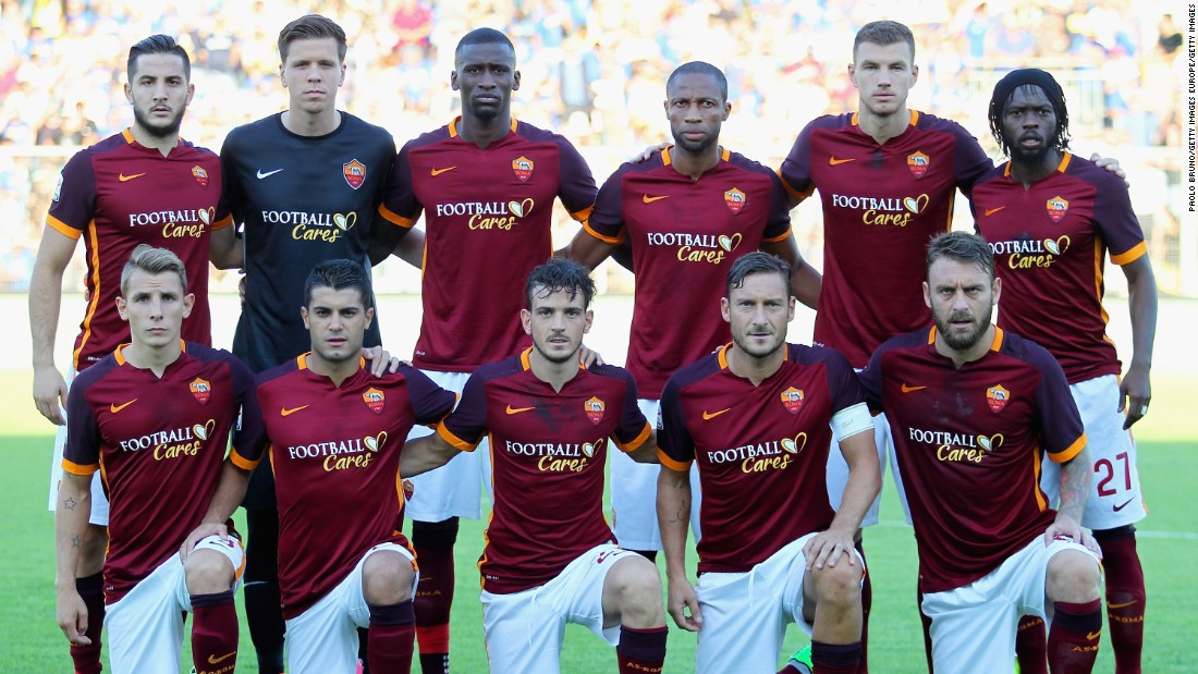 Roma 3-1 Frosinone, the photogallery – Roma Press