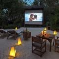 outdoor cinemas- maldives