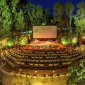 outdoor cinemas- santorini