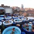 outdoor cinemas- nyc, london, ibiza