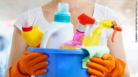 Common household poisons