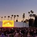 outdoor cinemas- los angeles