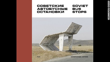 """Soviet Bus Stops"" by Christopher Herwig is published in September 2015."