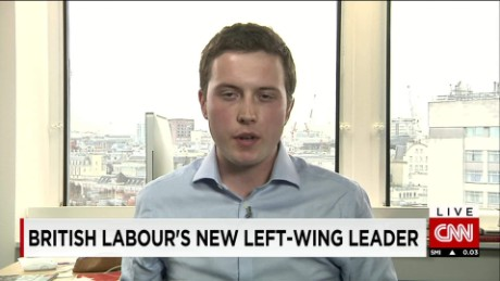 exp Callum Williams, The Economist, discusses the UK Labour Party's new leader _00002001