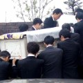 japan nagasaki mayor funeral