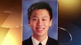 "Baruch College freshman Chun ""Michael"" Deng, 18, died after a fraternity ritual in 2013."