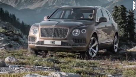 winkler interview bentley unveils first SUV_00015423