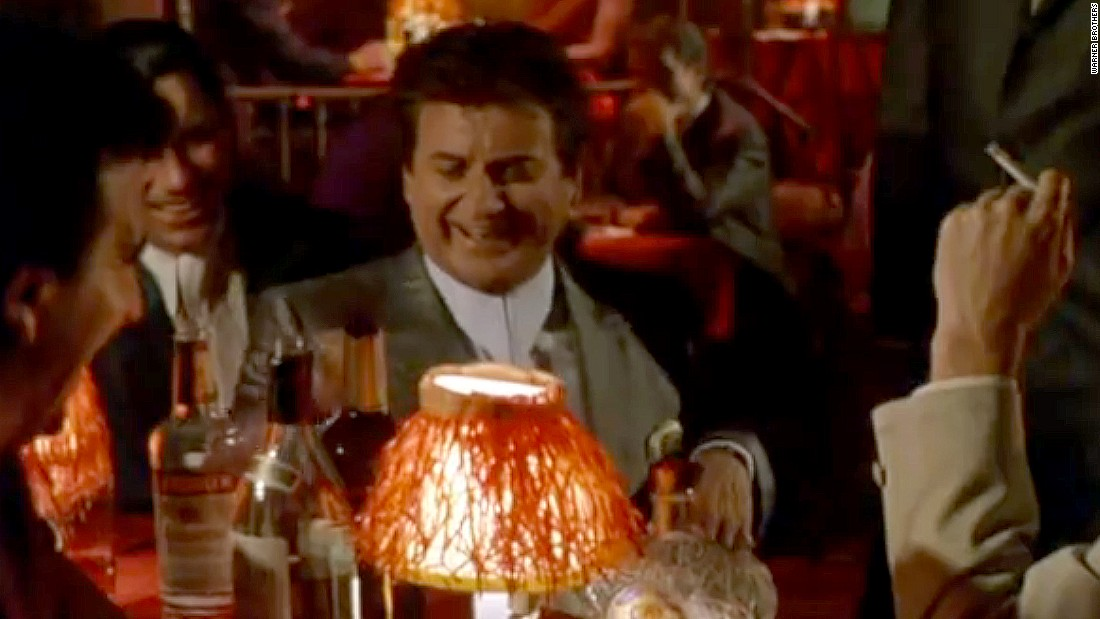 "Pesci won an Academy Award for best supporting actor for the role of Tommy DeVito in ""Goodfellas."""