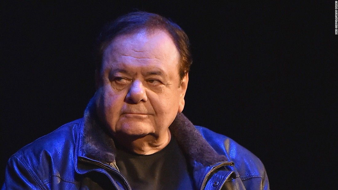 "Paul Sorvino has said <a href=""https://www.youtube.com/watch?v=NYMDNHLX2Ws"" target=""_blank"">he seriously considered dropping out of ""Goodfellas""</a> at the last minute because he worried he wouldn't be able to pull it off."