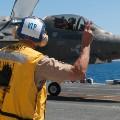 F-35 Wasp test 2