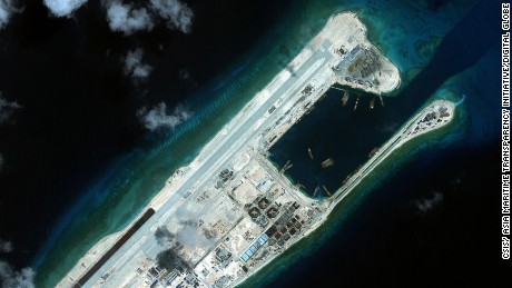 Tensions growing in South China Sea dispute