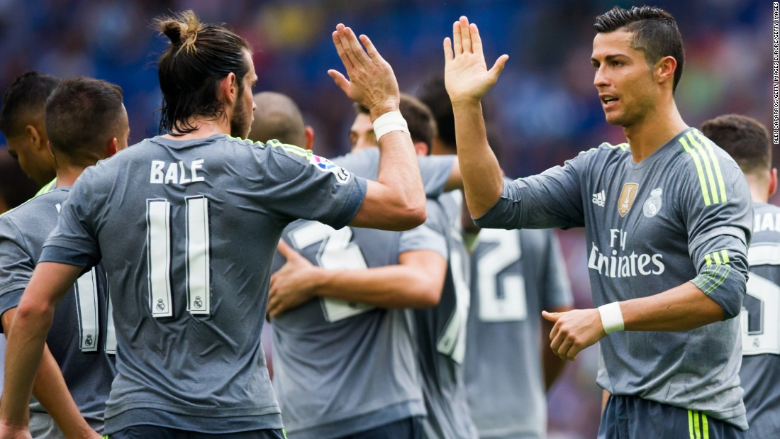 <strong>September 12, 2015<strong></strong>: </strong>Cristiano Ronaldo smashed five goals past Espanyol to become Real Madrid's all-time top scorer in La Liga. The Portugal striker moved ahead of Alfredo di Stefano and Raul to amass 229 goals in 203 matches.