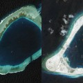 China Subi Reef split