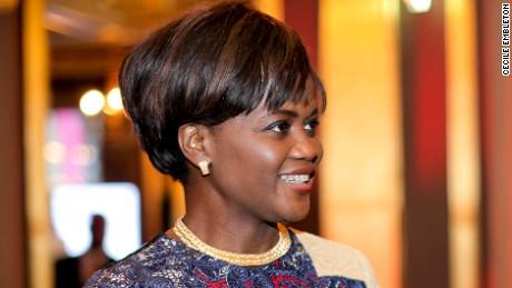 Bimpe Nkontchou, managing principal of W8 Advisory