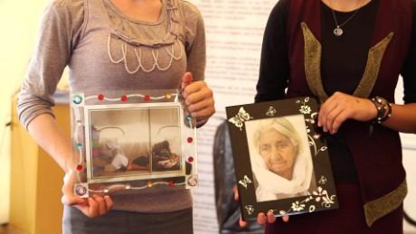yazidi women rebuild lives isis shubert pkg_00003616