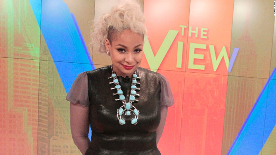 Raven-Symone was promoted from guest co-host to a full time position in June 2015.