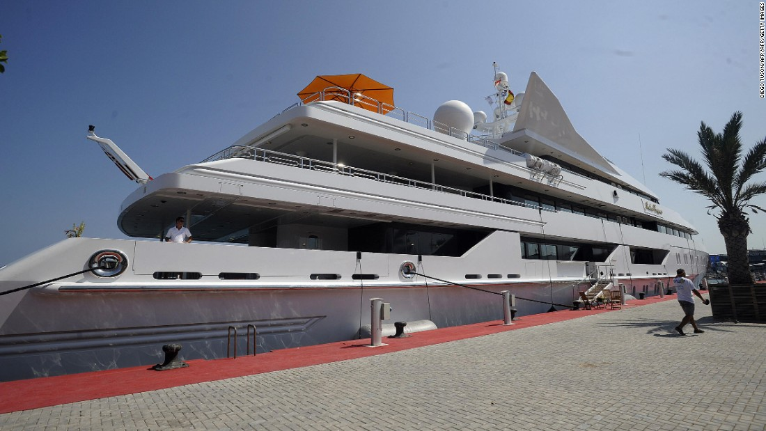 It is a feature of the Monaco Grand Prix for Force India team owner Vijay Mallya's boat Indian Empress to be moored in the harbor and to host a party or two. There have been rumors Mallya sold the boat but those remained unconfirmed.
