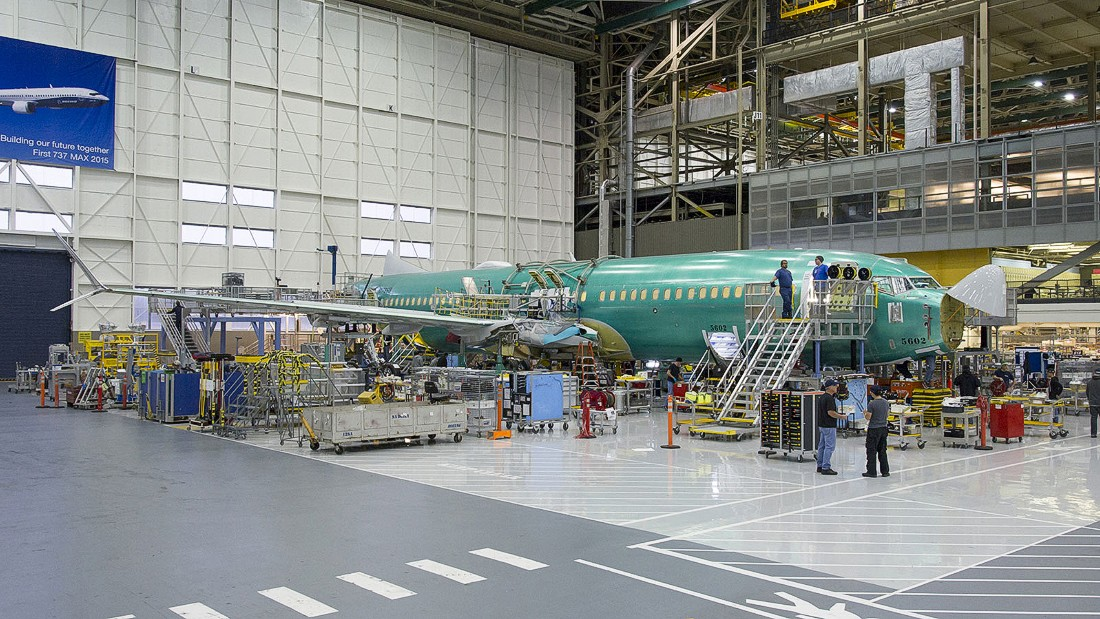 The first 737 MAX is on track to roll out by the end of the year, with the maiden voyage planned for early 2016. While we wait, here's a look back at the Boeing story so far.