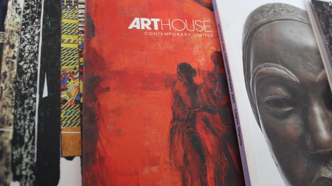 Lagos-based auction house ArtHouce Contemporary have started local auctions of contemporary African art in 2008. With two events a year, they have to date sold over 1,100 pieces for a combined $8 million.