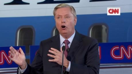 Senator Lindsey Graham Zingers GOP debate mss orig_00004217