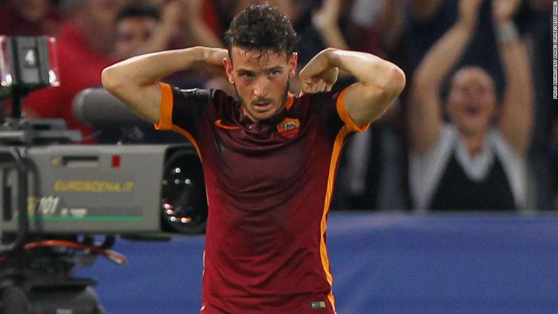 Alessandro Florenzi of AS Roma made headlines in the group stage when he scored against Barcelona in spectacular fashion. Can he do it again against Real Madrid?