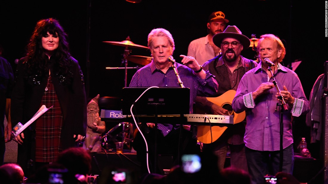 Since then, they've remained a successful touring act, with the in-and-out Brian Wilson rejoining the group for a 50th anniversary tour in 2012.