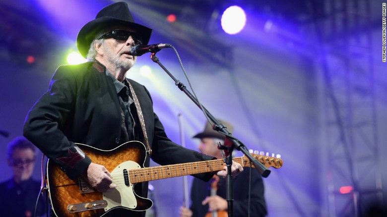 Remembering country music legend Merle Haggard