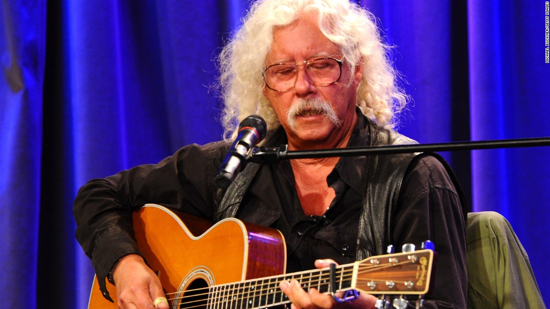 "Guthrie has been a troubadour for more than five decades and brings members of his family to play with him on tour. Though he's had few hits -- the biggest being 1972's ""City of New Orleans"" -- he remains a popular draw in folk and roots circles."