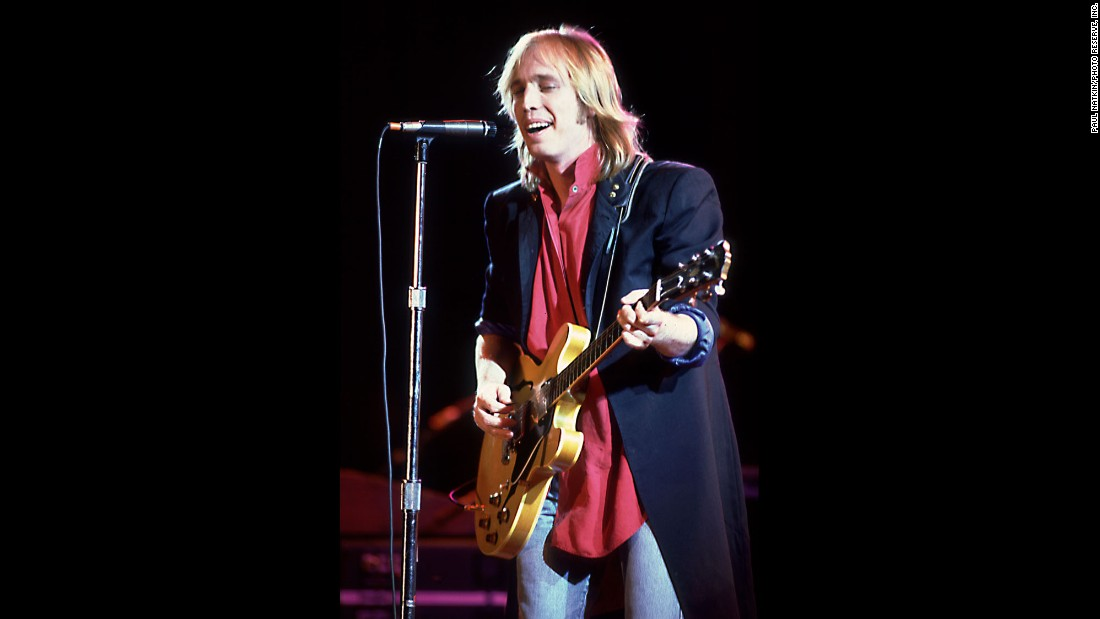 "Petty and his Florida-based band were riding high in 1985 on the strength of such hits as ""Rebels"" and ""Don't Come Around Here No More."""