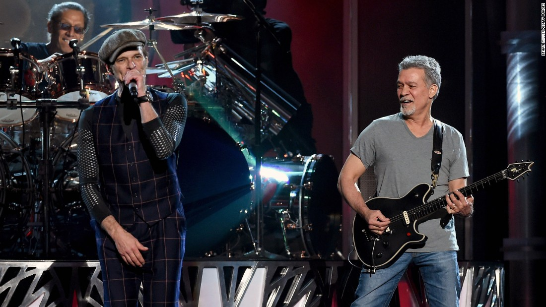 Van Halen has since alternated between Roth and Hagar (along with Gary Cherone). In 2015, the band toured with Roth singing lead.