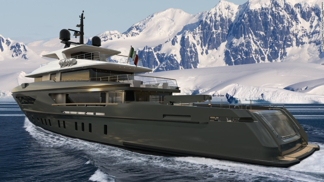 "There will be 500 exhibitors in Monaco, including Italian shipbuilders <a href=""http://www.sanlorenzoyacht.com/en-us/"" target=""_blank"">San Lorenzo</a> who have been creating luxury yachts since the 1950s. Today, their hefty range of superyachts are able to traverse the planet's most extreme environments. <br />Italy has the largest number of shipyards taking part in the show, <a href=""http://www.monacoyachtshow.com/en/media/key-data-of-yachts.html"" target=""_blank"">with 43% of all yachts hailing from the country. </a>"