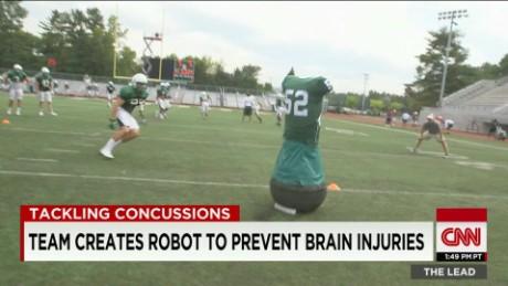Cabrera robot prevent brain disease LEAD DNT_00002203