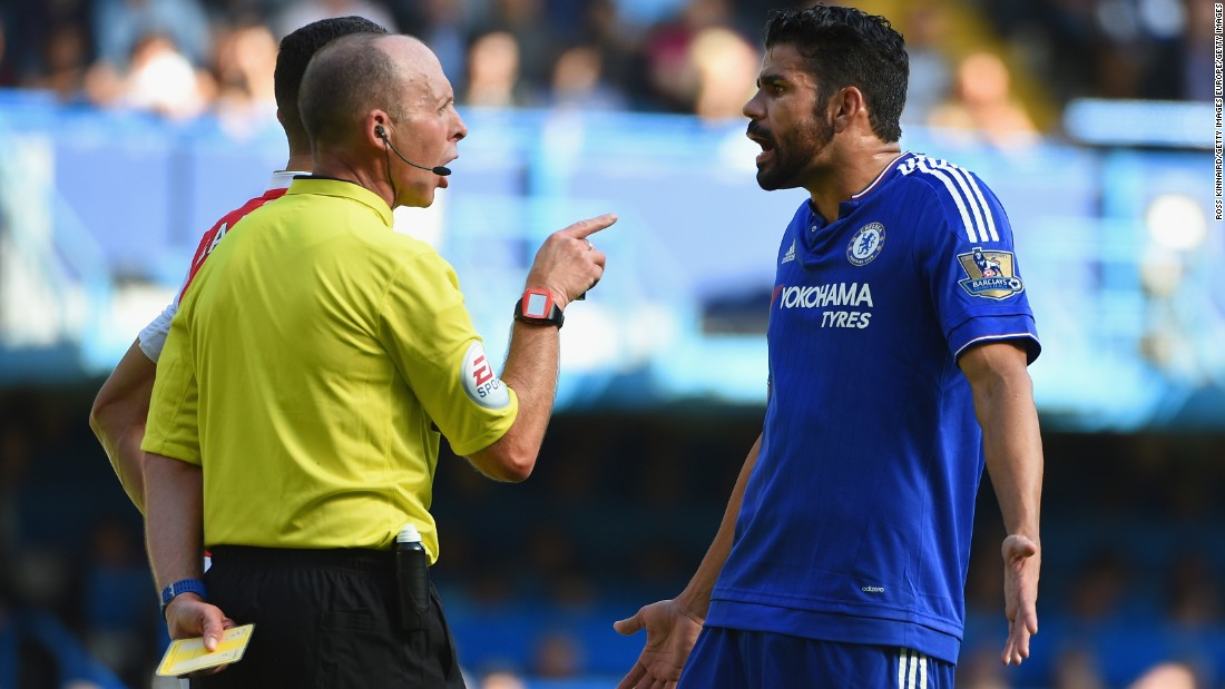 Diego Costa, who scored 20 league goals last season, has endured criticism for his physical style of play, and was banned for three matches after an incident against Arsenal. Costa has managed just three goals so far this campaign.