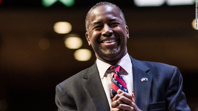 Controversial remarks seem to only help Carson's bid