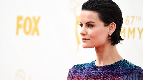 LOS ANGELES, CA - SEPTEMBER 20:  Actress Jaimie Alexander attends the 67th Annual Primetime Emmy Awards at Microsoft Theater on September 20, 2015 in Los Angeles, California.  (Photo by Frazer Harrison/Getty Images)