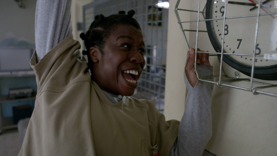 "Uzo Aduba, ""Orange Is the New Black"""