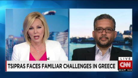exp Michael Jacobides, London Business School, discusses the Greek election results_00002001