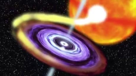 Black holes heading for 'massive collision' Rachel Crane nasa orig_00002428.jpg