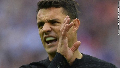 Dan Carter: Rugby star's quest for World Cup glory
