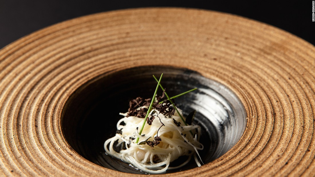 D.O.M. is the flagship restaurant of Alex Atala, known for his pioneering work discovering Amazonian ingredients and incorporating them into unique dishes.