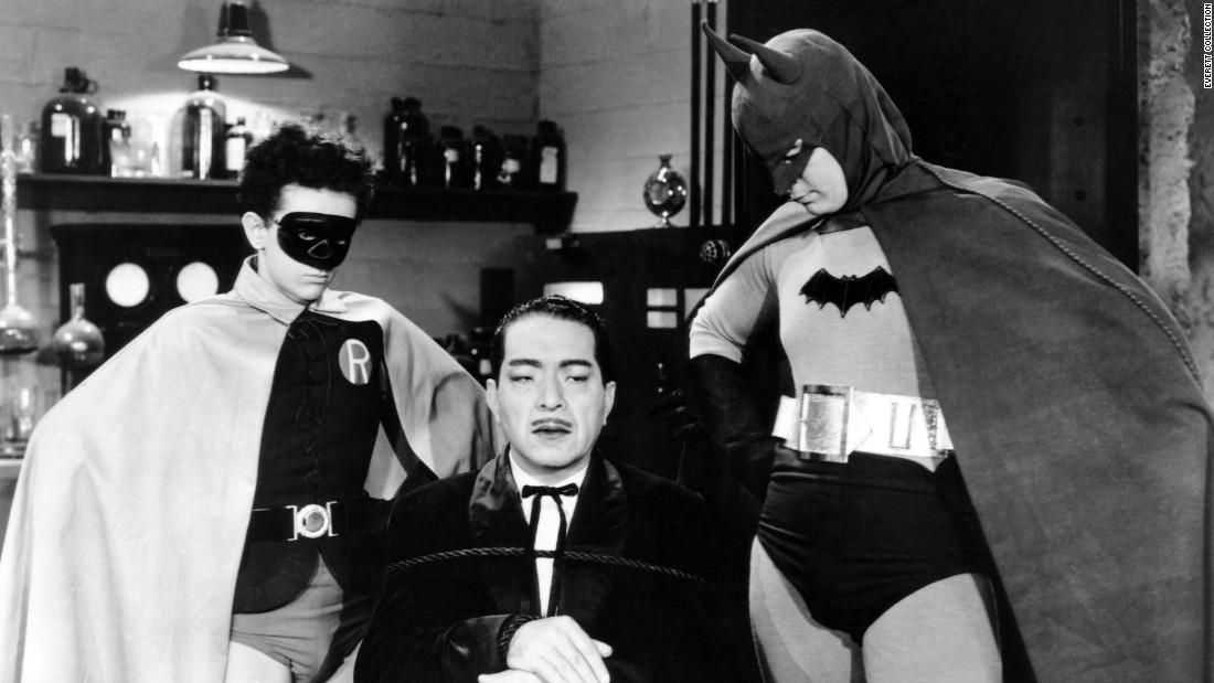 Image result for batman serial