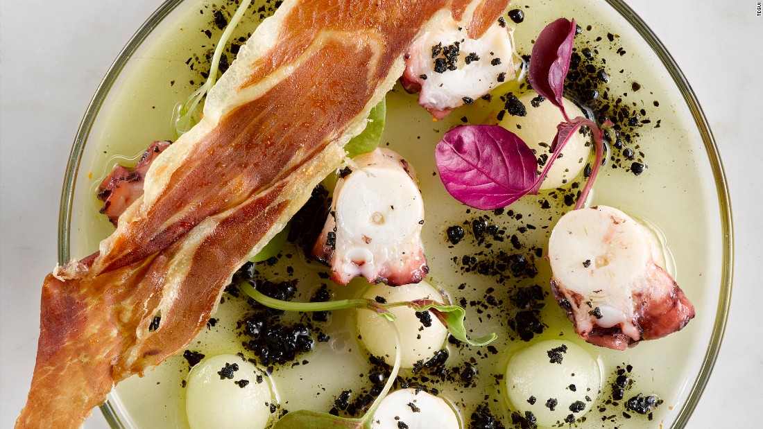 Tegui, with its sophisticated tasting menu, has put contemporary Argentine cuisine on the map. Chef Germán Martitegui, who honed his skills in France, the U.S. and Argentina, takes pride in using local produce.