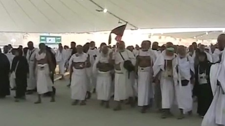 Hajj stampede tragedy kills at least 717 pilgrims