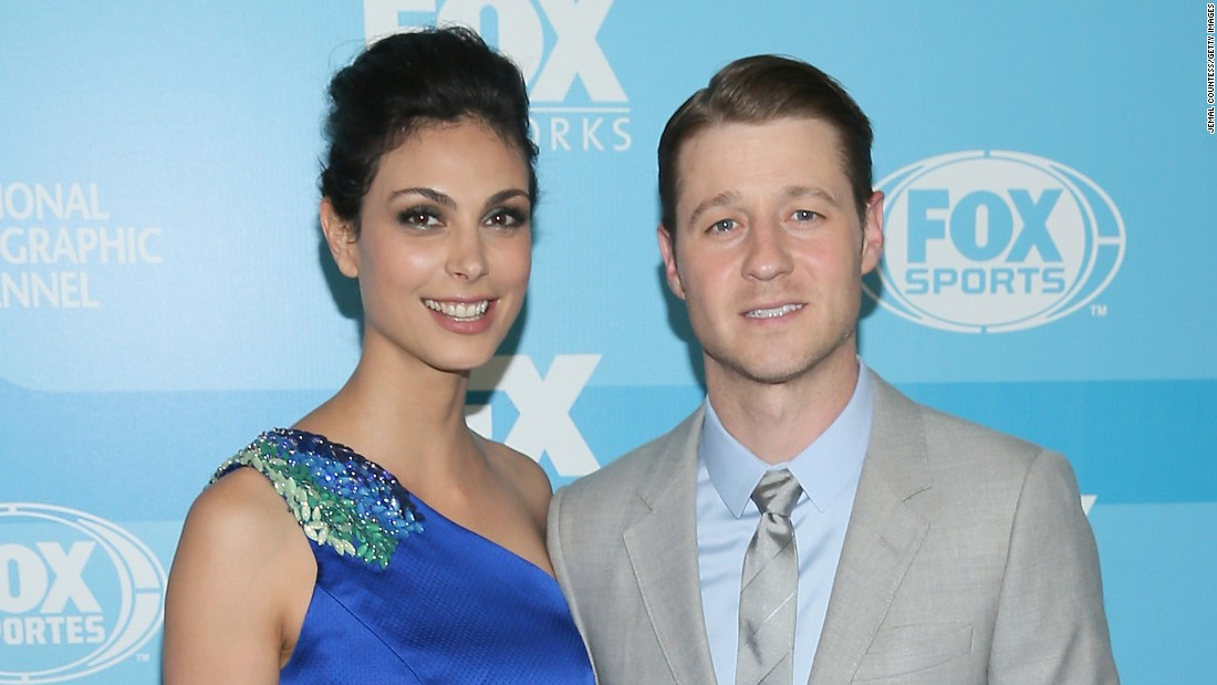 "On March 2, Morena Baccarin (""Homeland"") and Ben McKenzie (""The O.C."") welcomed their first child, a little girl named Frances Laiz Setta Schenkkan, <a href=""http://www.usatoday.com/story/life/people/2016/03/10/exclusive-morena-baccarin-ben-mckenzie-welcome-baby-girl/81623128/"" target=""_blank"">according to USA Today</a>. The on- and off-screen couple co-star on the hit Fox series ""Gotham."""