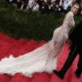 kim kardashian kanye west met gala 2015