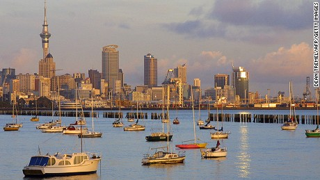 Auckland's maritime tradition still exerts a profound influence on the soul of the city.