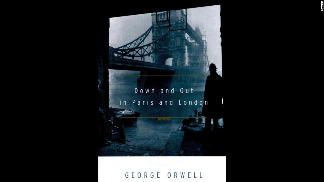 a biography of george orwell the author of 1984 Eric soon adopted his pseudonym george orwell, before publishing down and out in paris and london, his tales of living in the city and living like a beggar.