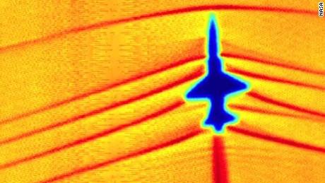 nasa supersonic jet shock waves orig _00003428