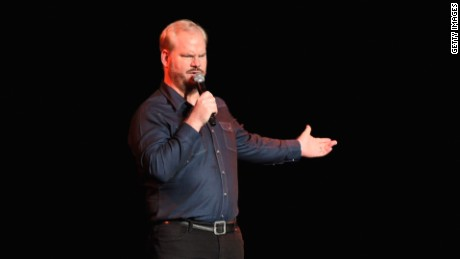 gaffigan stand up pope tapper intv_00014828
